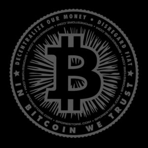 Bitcoin SporeStore Tshirt